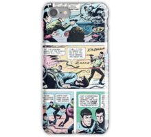 SCOTTY SAVES THE DAY iPhone Case/Skin