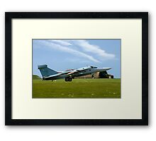 General Dynamics EF-111A Raven 66-0041/UH Framed Print