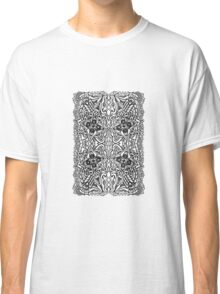 SYMMETRY - Design 003 (B/W) Classic T-Shirt