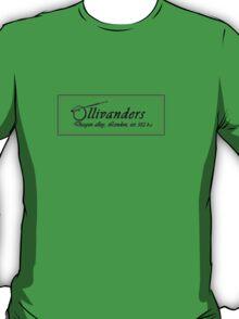 Ollivanders Wand Shop T-Shirt