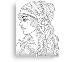 New Traditional Gypsy Canvas Print