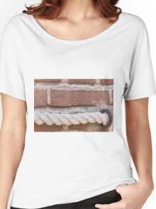 antique ancient walls of castle Women's Relaxed Fit T-Shirt