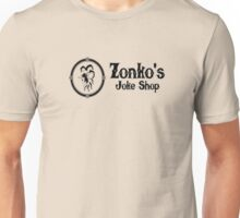 Zonkos Joke Shop Unisex T-Shirt