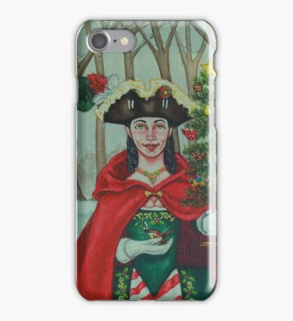 Winter Colonial iPhone Case/Skin