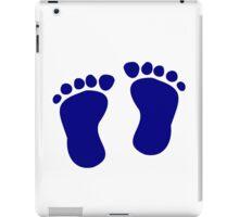 Baby footprints iPad Case/Skin