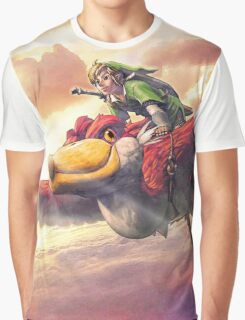 Fly Link Graphic T-Shirt