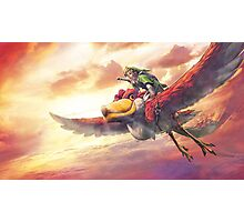 Fly Link Photographic Print