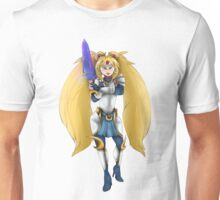 Warrior Moon Unisex T-Shirt