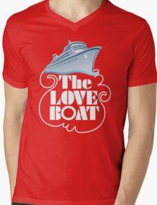 Love Boat TV SERIES Mens V-Neck T-Shirt