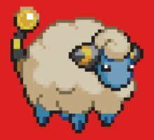 Pixel Mareep by Flaaffy