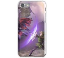 Dark Battle iPhone Case/Skin