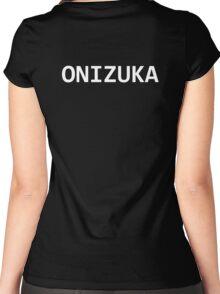 pnl naha onizuka Women's Fitted Scoop T-Shirt