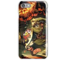 Fire Battle iPhone Case/Skin