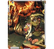 Fire Battle iPad Case/Skin