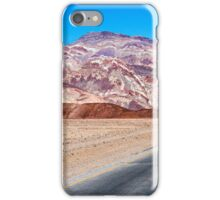 Artists Drive, Death Valley iPhone Case/Skin