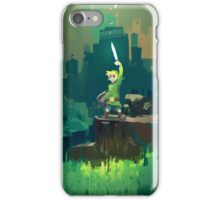 Zelda Minimal Sword iPhone Case/Skin