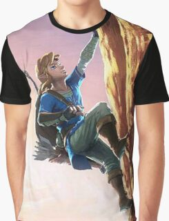 Up Link Graphic T-Shirt