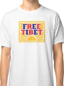 Free Tibet Classic T-Shirt