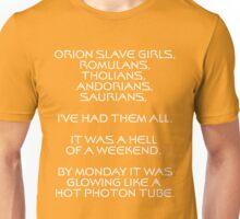 Photo Torpedo Quote Unisex T-Shirt
