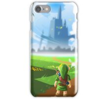 Zelda World iPhone Case/Skin