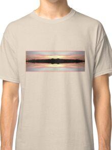 Sunset 723 Fractal Classic T-Shirt