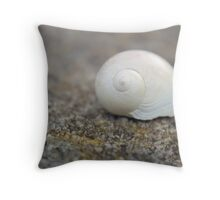 One Little Shell Throw Pillow