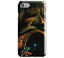 Zelda Big Tree iPhone Case/Skin