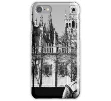 An ancient view - Seville Giralda  iPhone Case/Skin