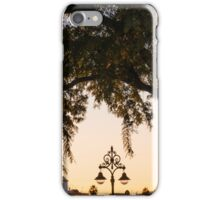 Twilight on Guadalquivir  iPhone Case/Skin