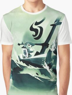Link & Ship Graphic T-Shirt