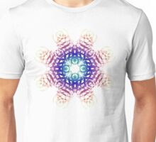 Colorful symmetry. Unisex T-Shirt