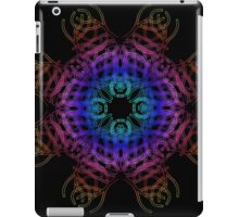 Colorful symmetry. iPad Case/Skin