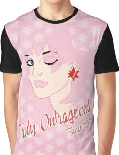 Truly Outrageous ! Since 1985 - Sparkling Edition Graphic T-Shirt