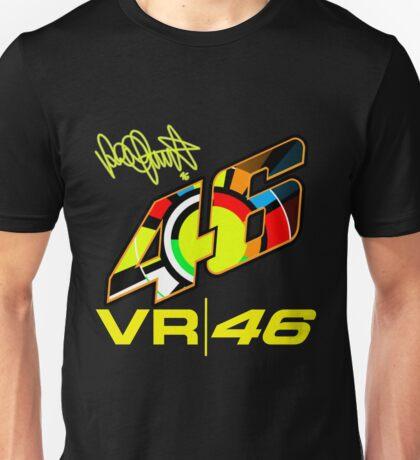 46 Valentino Rossi MotoGP Unisex T-Shirt