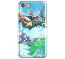 Link Fly Heaven iPhone Case/Skin