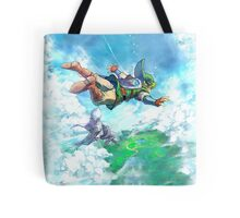 Link Fly Heaven Tote Bag