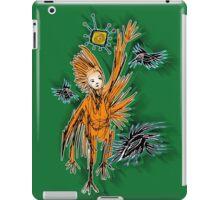 AUTUMN GAIA DANCE  iPad Case/Skin