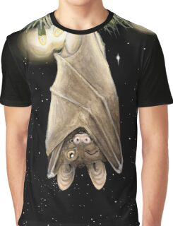African Christmas: Bat Graphic T-Shirt