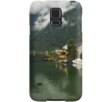 Hallstatt is the most picturesque village of Austria Samsung Galaxy Case/Skin