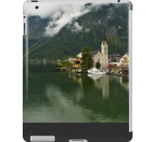 Hallstatt is the most picturesque village of Austria iPad Case/Skin
