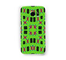 Modern abstract pattern Samsung Galaxy Case/Skin