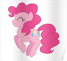 Pinkie Hop Poster
