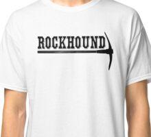 Rockhound Pickaxe Classic T-Shirt