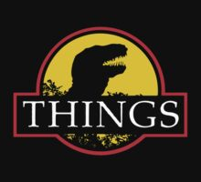 THINGS Jurassic Park by Tabner