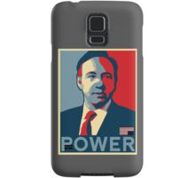 Frank  Underwood Samsung Galaxy Case/Skin
