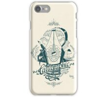 Calligraphic iPhone Case/Skin