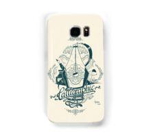 Calligraphic Samsung Galaxy Case/Skin