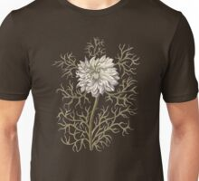 Nigella Damascena Medieval Botanical Unisex T-Shirt