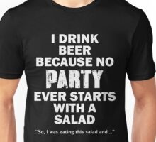 Salad Part Quote Unisex T-Shirt