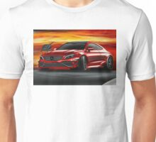 naquash design mercedes amg c63 s coupe Unisex T-Shirt